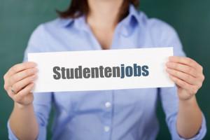 Studenten brauchen Studentenjobs